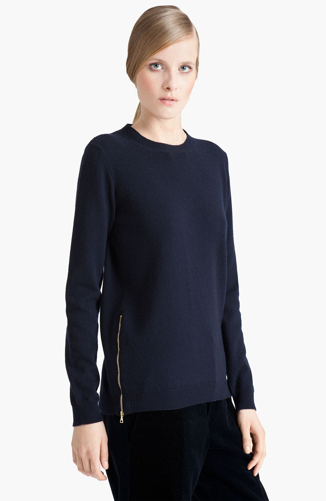 Alternate Image 1 Selected - Marni Cashmere Pullover Sweater