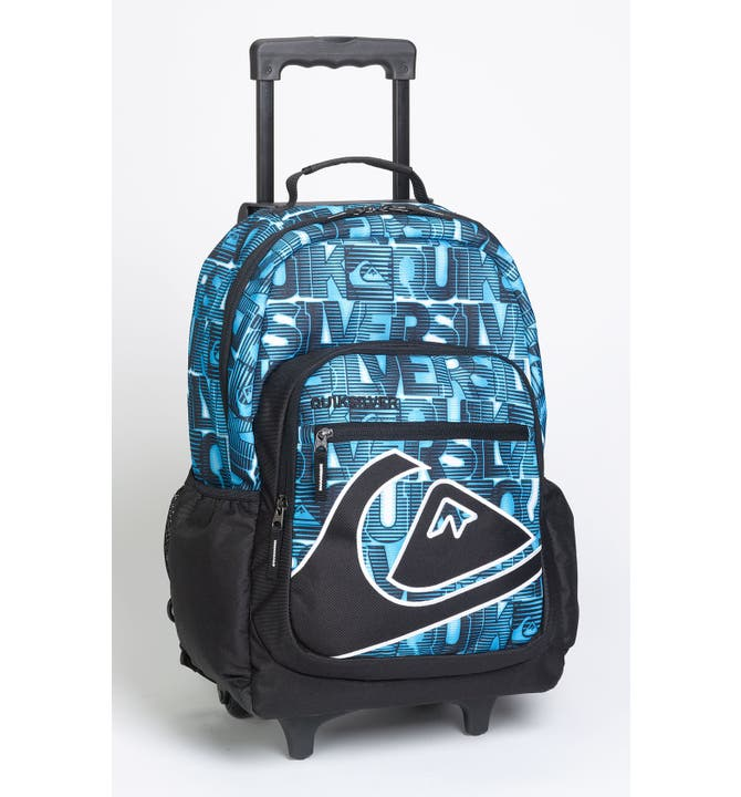 Quiksilver 'Hall Pass' Rolling Backpack (Boys) | Nordstrom