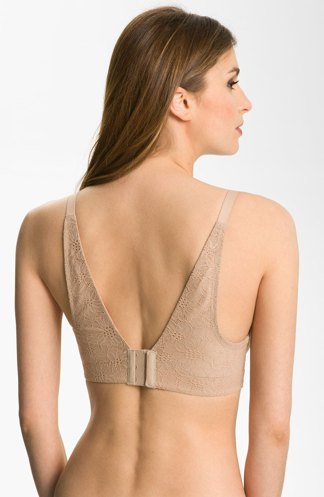 Alternate Image 2  - Le Mystère 'Smooth Operator' Underwire T-Shirt Bra