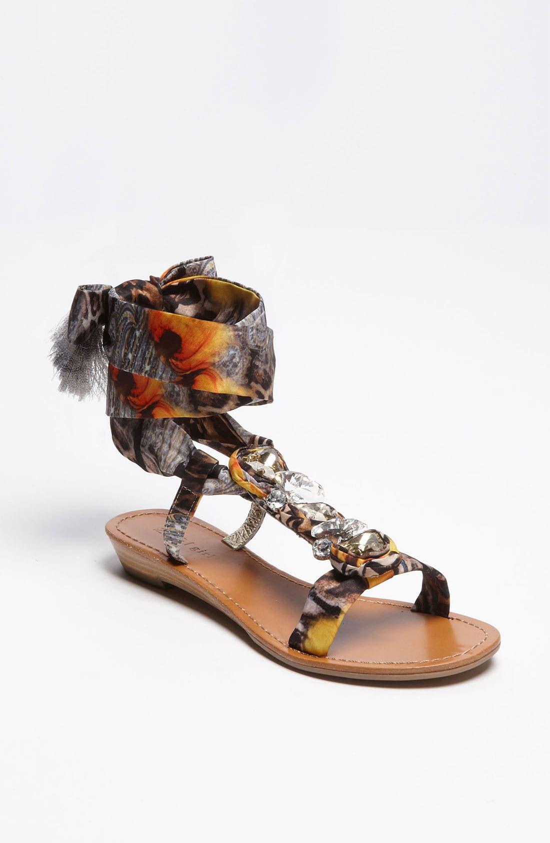 Alternate Image 1 Selected - ZiGi girl 'Myriad' Sandal