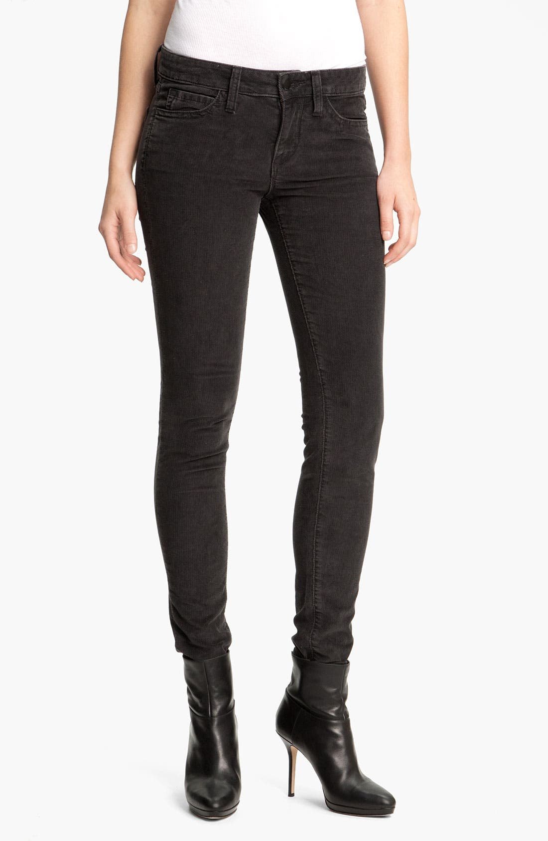 Alternate Image 1 Selected - Vince Skinny Corduroy Pants