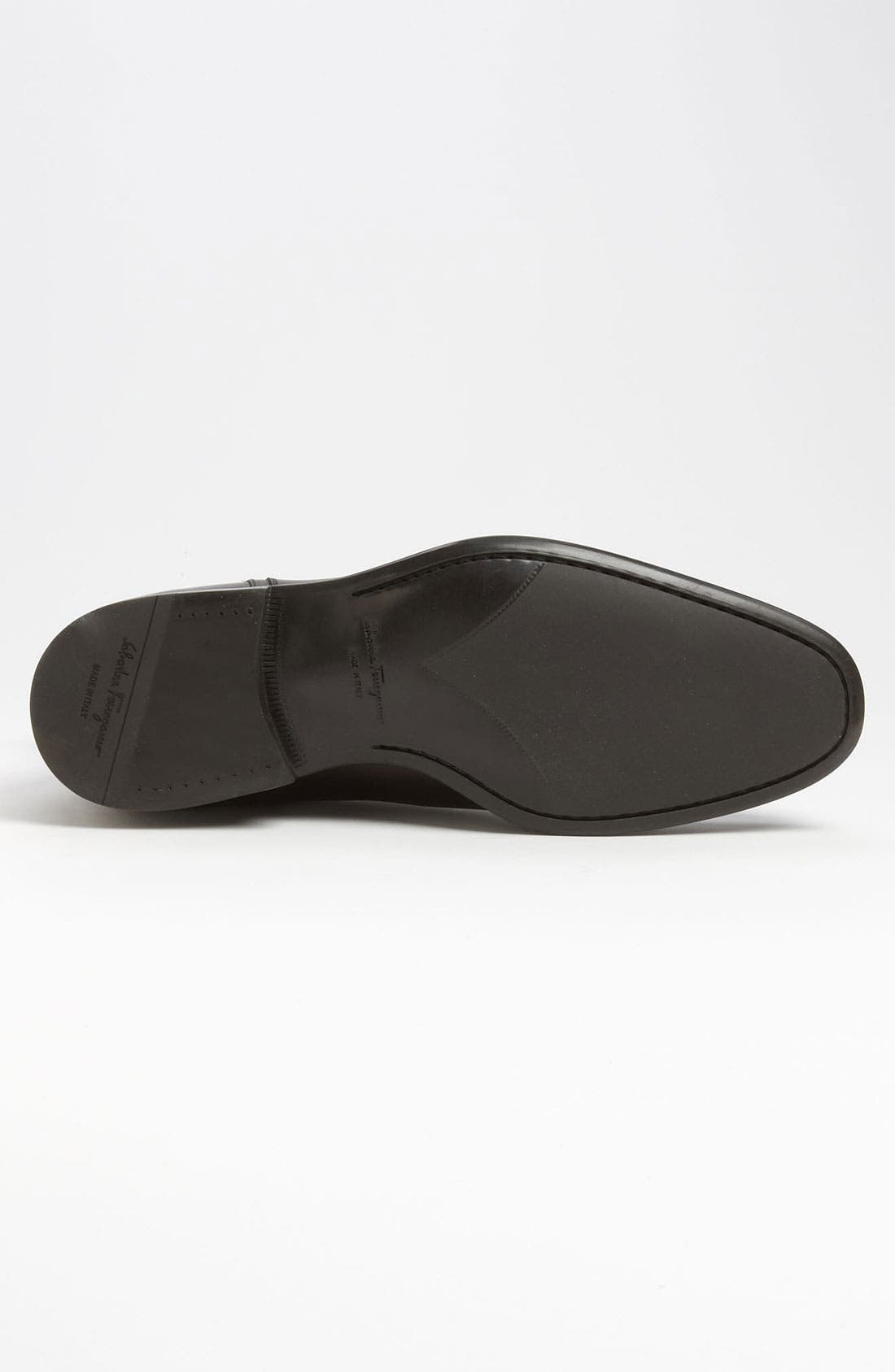 Alternate Image 4  - Salvatore Ferragamo 'Arden' Chelsea Boot