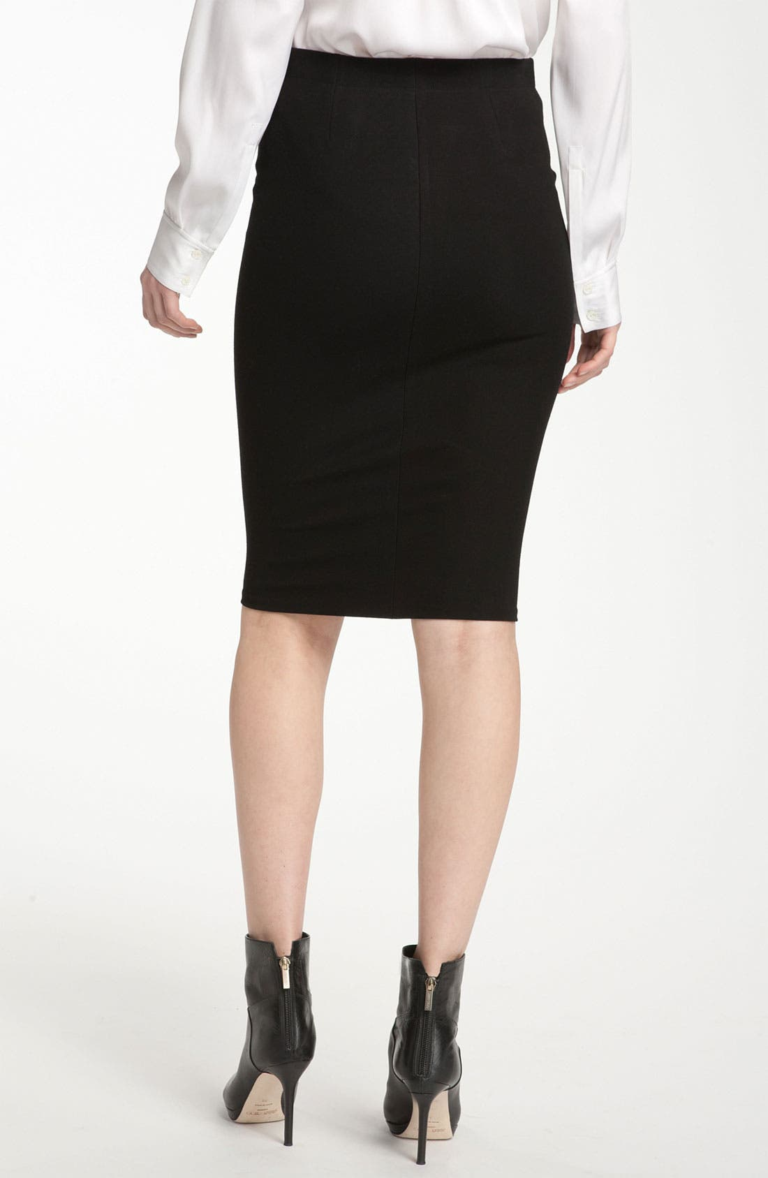 Alternate Image 2  - Vince Knit Pencil Skirt
