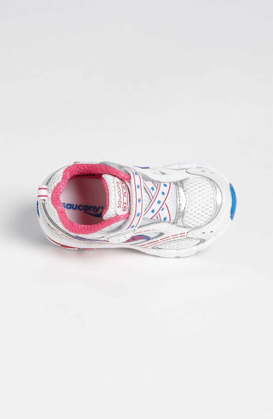 Alternate Image 3  - Saucony 'Blaze' Sneaker (Baby, Walker & Toddler)