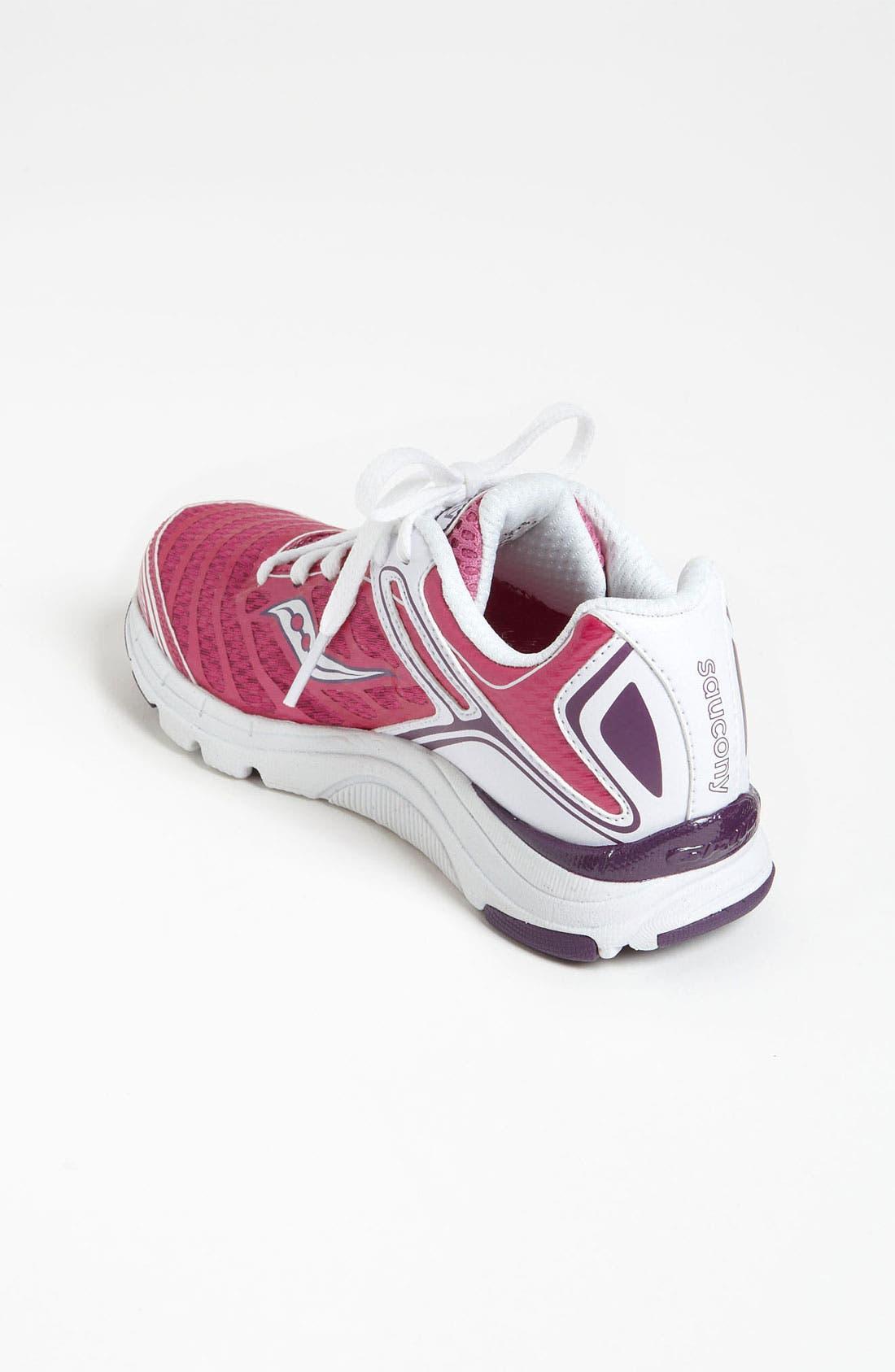 Alternate Image 2  - Saucony 'Kinvara' Athletic Shoe (Toddler, Little Kid & Big Kid)