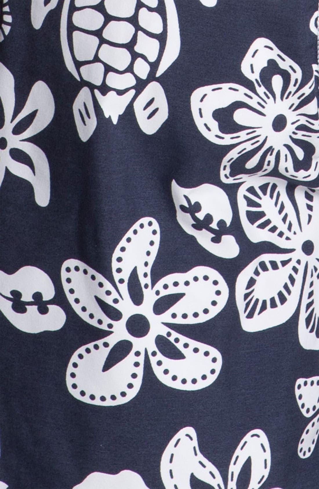 Alternate Image 3  - Vilebrequin 'Moorea' Print Swimsuit