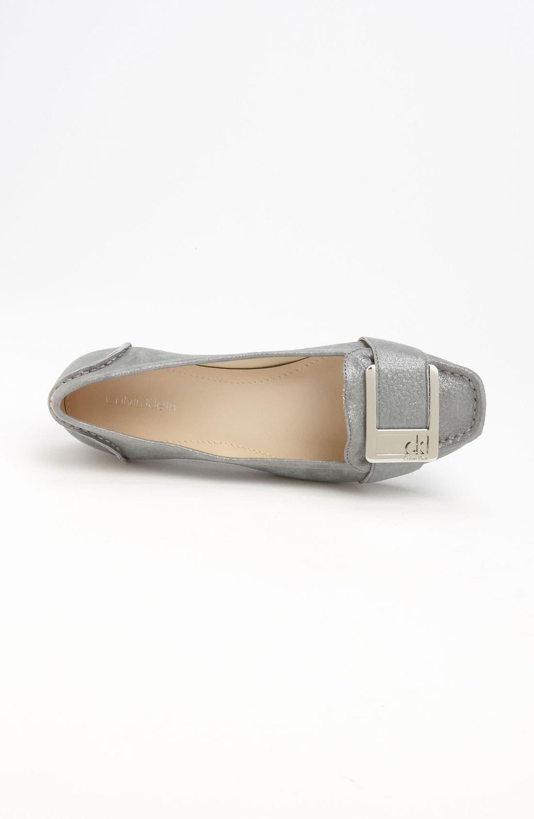 Alternate Image 3  - Calvin Klein 'Meranda' Flat