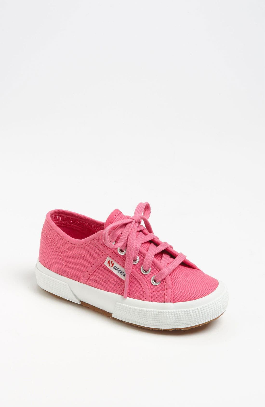 Main Image - Superga 'Junior Classic' Sneaker (Walker, Toddler & Little Kid)