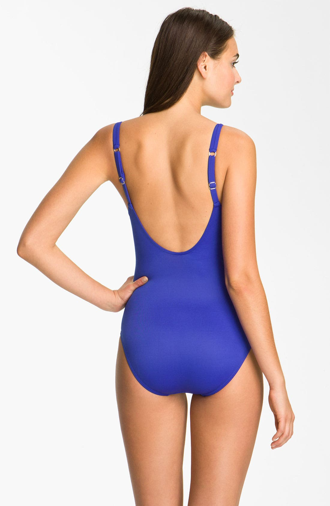 Alternate Image 2  - Miraclesuit® 'Thrill Seekers - Lisa Jane' One Piece Swimsuit