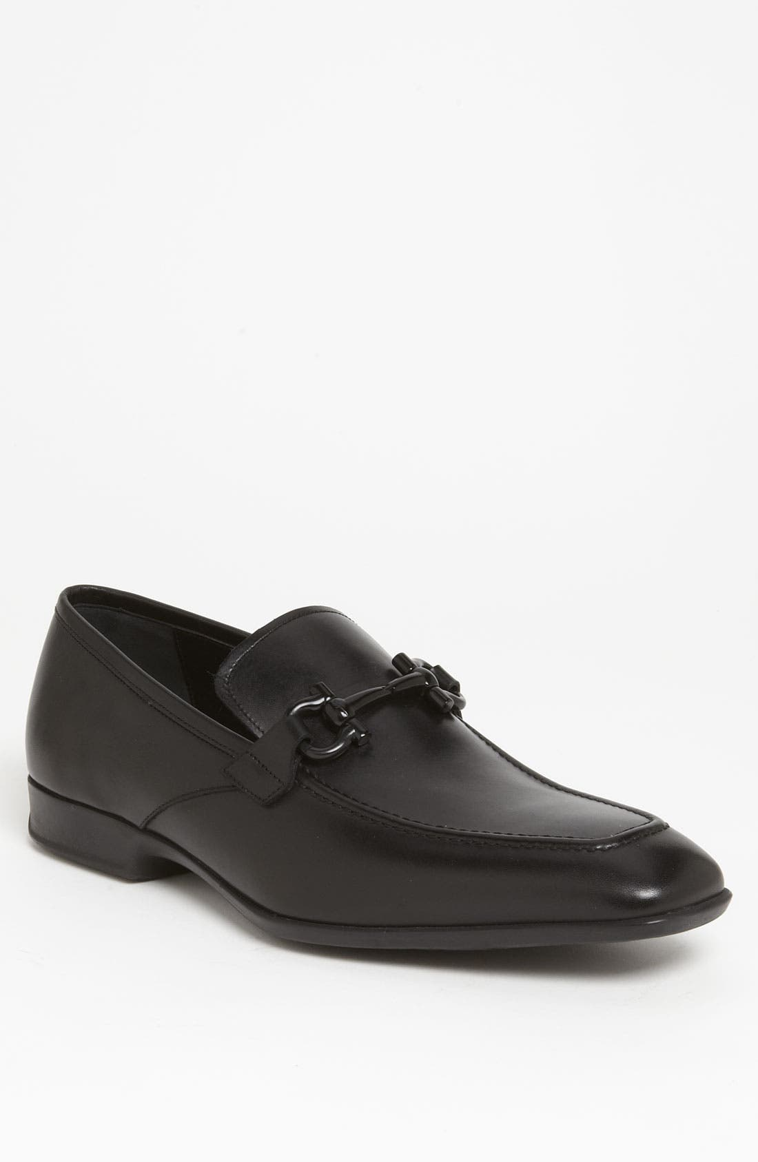 Main Image - Salvatore Ferragamo 'Gregory' Loafer (Men)