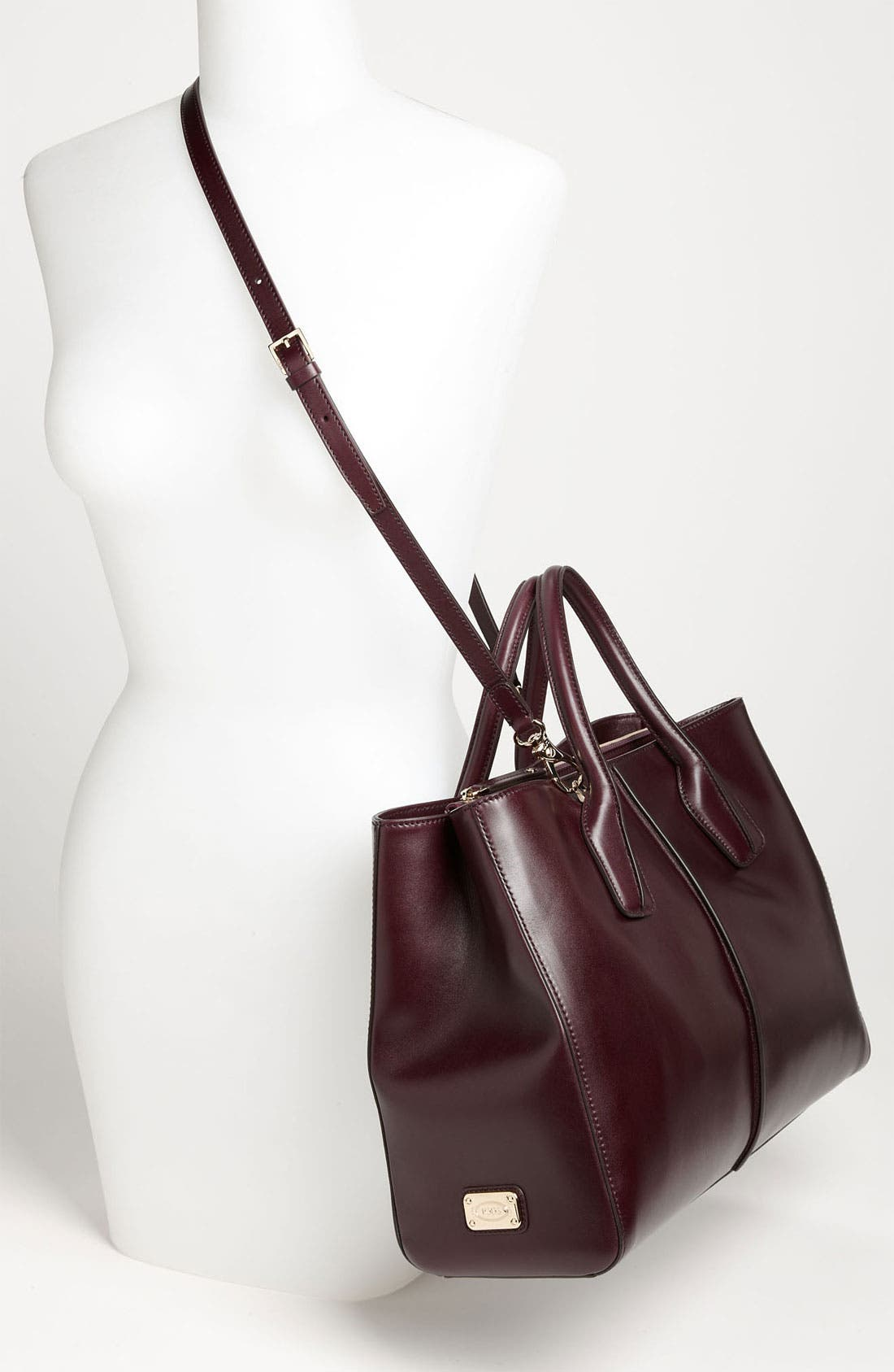 Alternate Image 2  - Tod's 'D-Styling - Lavoro' Leather Tote