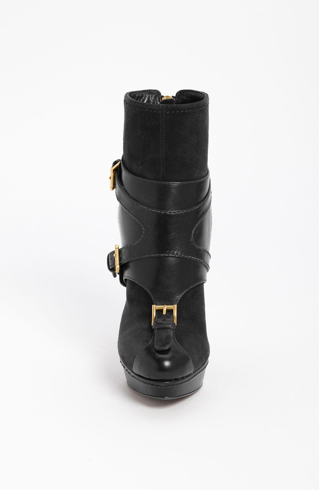 Alternate Image 3  - Alexander McQueen Harness Ankle Boot