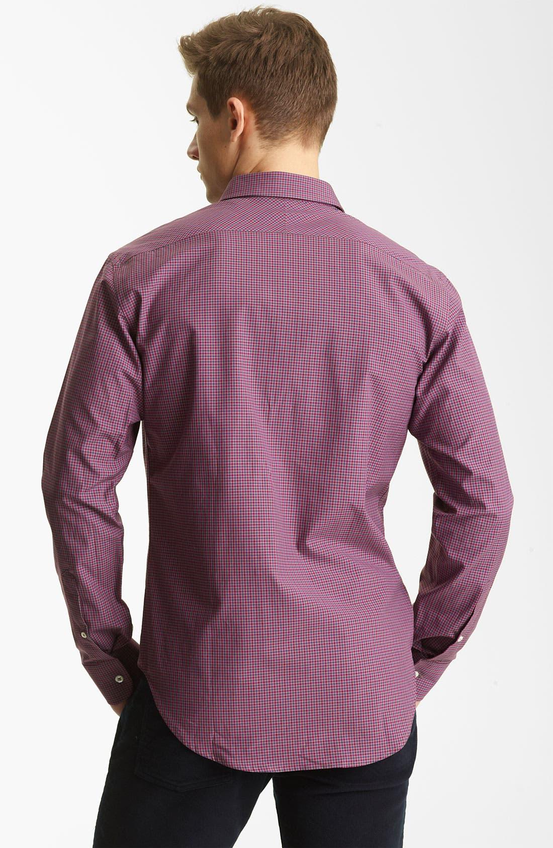 Alternate Image 2  - Billy Reid 'John' Check Shirt