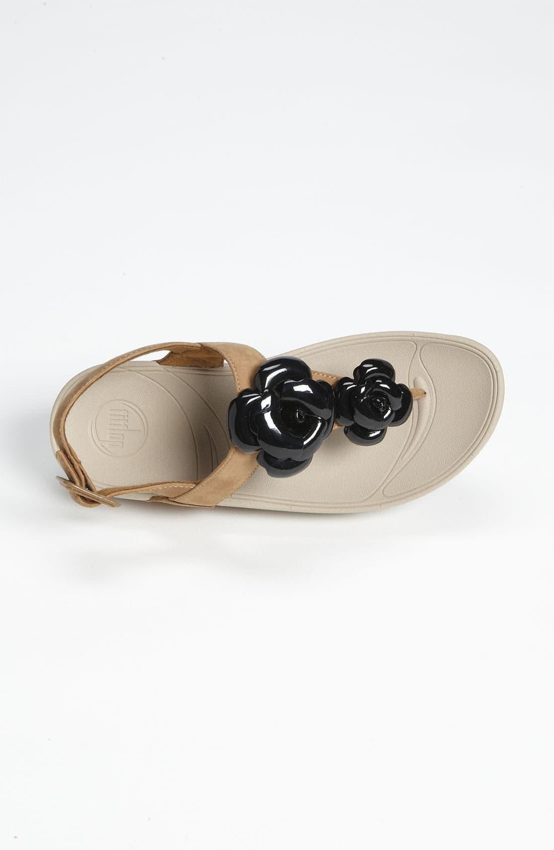 Alternate Image 3  - FitFlop 'Floretta' Sandal