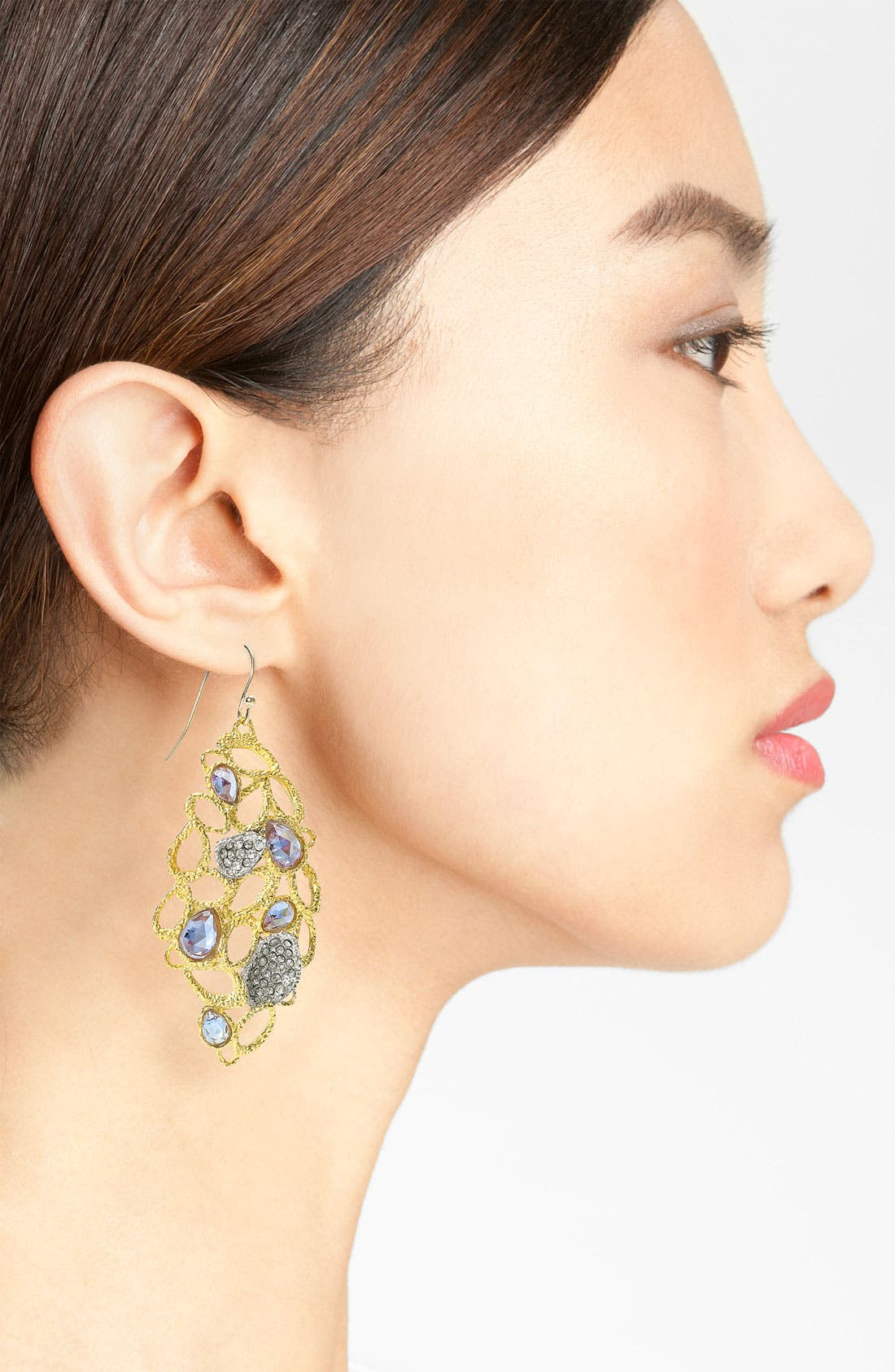Alternate Image 2  - Alexis Bittar 'Elements' Pavé Accent Drop Earrings (Nordstrom Exclusive)