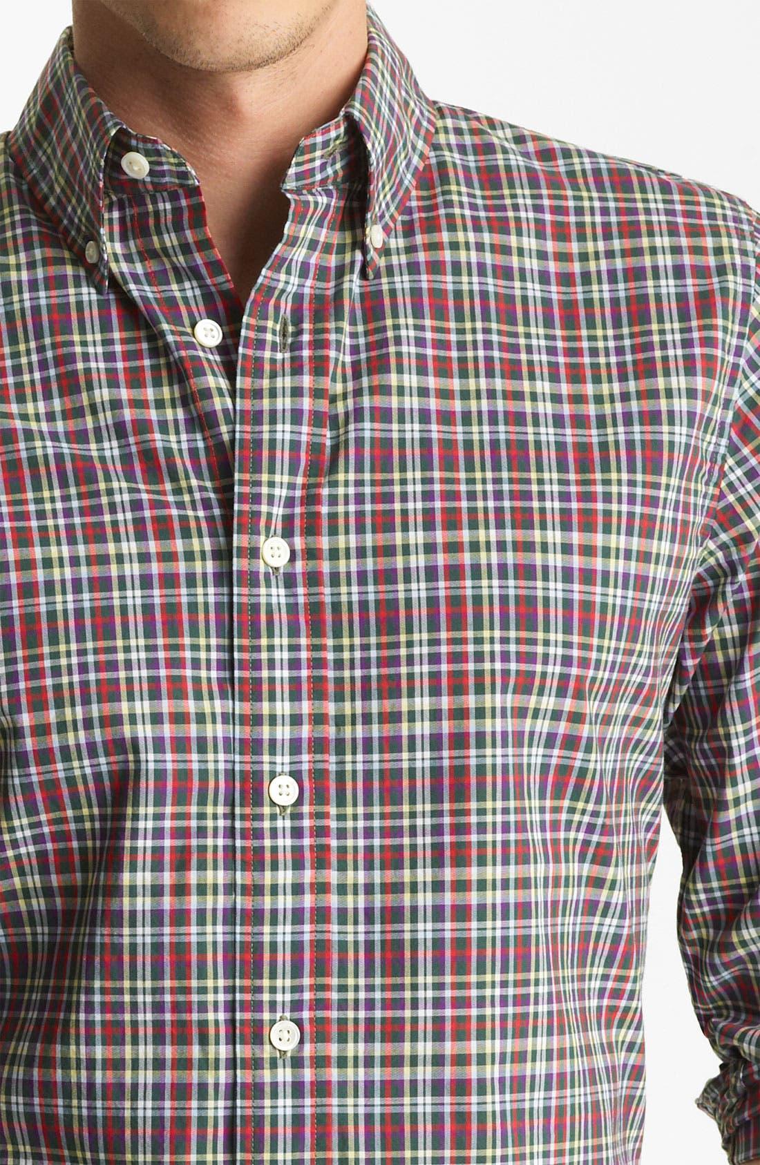 Alternate Image 3  - Jack Spade 'Epen' Sport Shirt
