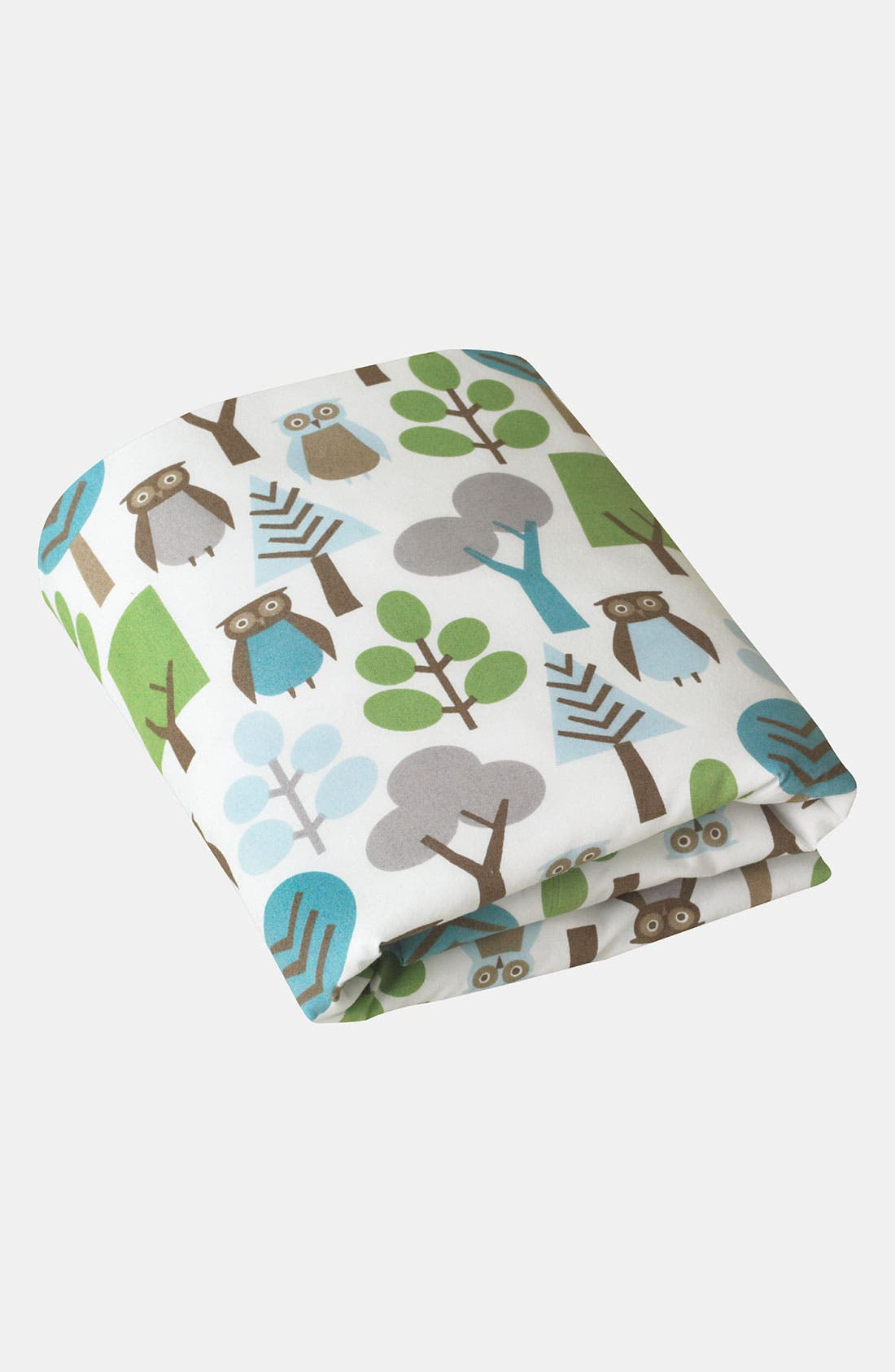 Alternate Image 1 Selected - DwellStudio Fitted Crib Sheet