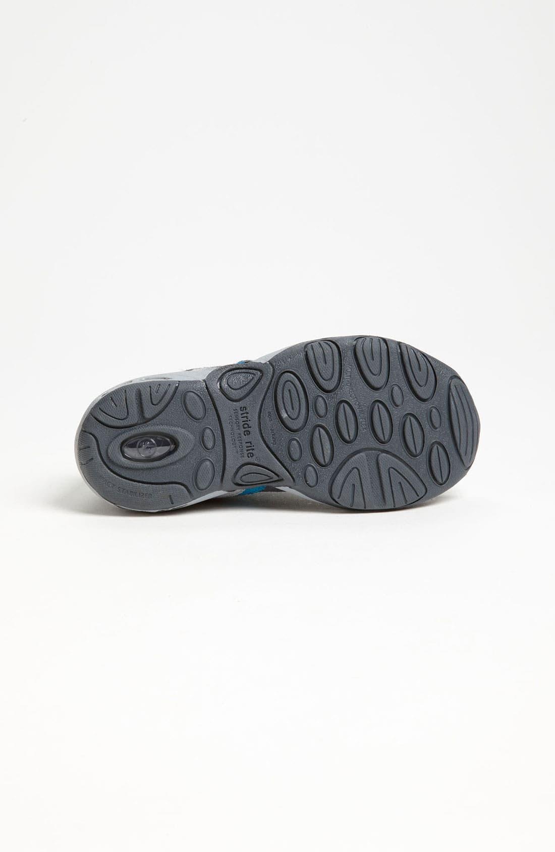 Alternate Image 4  - Stride Rite 'Baxter' Sneaker (Toddler & Little Kid)