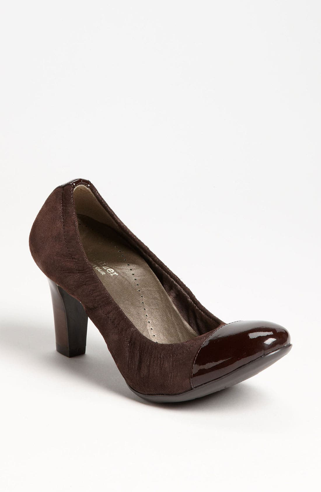 Alternate Image 1 Selected - Naturalizer 'Grace Contour' Pump