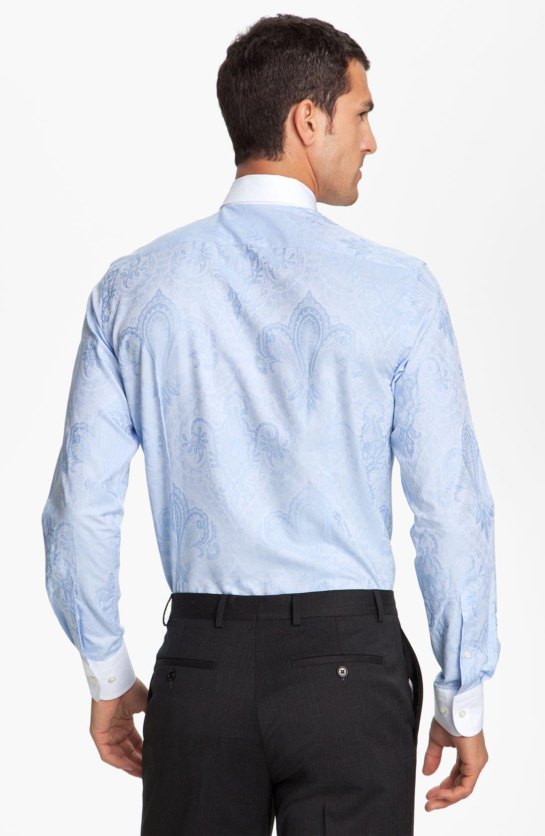 Alternate Image 2  - Etro Paisley Dress Shirt