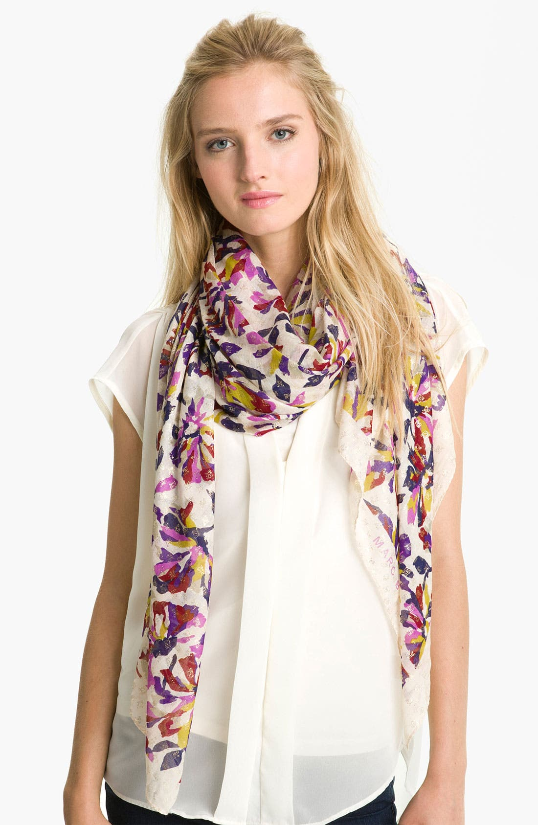 Alternate Image 1 Selected - MARC BY MARC JACOBS 'Sherwood' Scarf