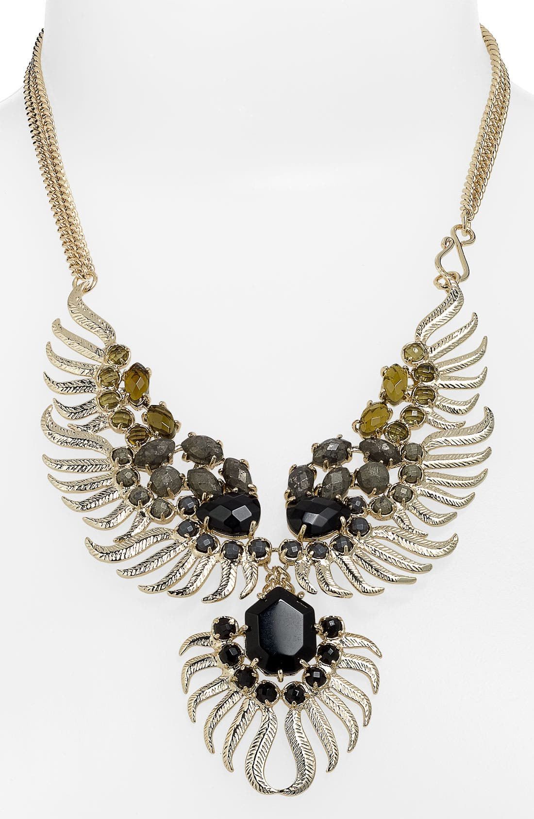 Main Image - Kendra Scott 'Fenton' Statement Necklace