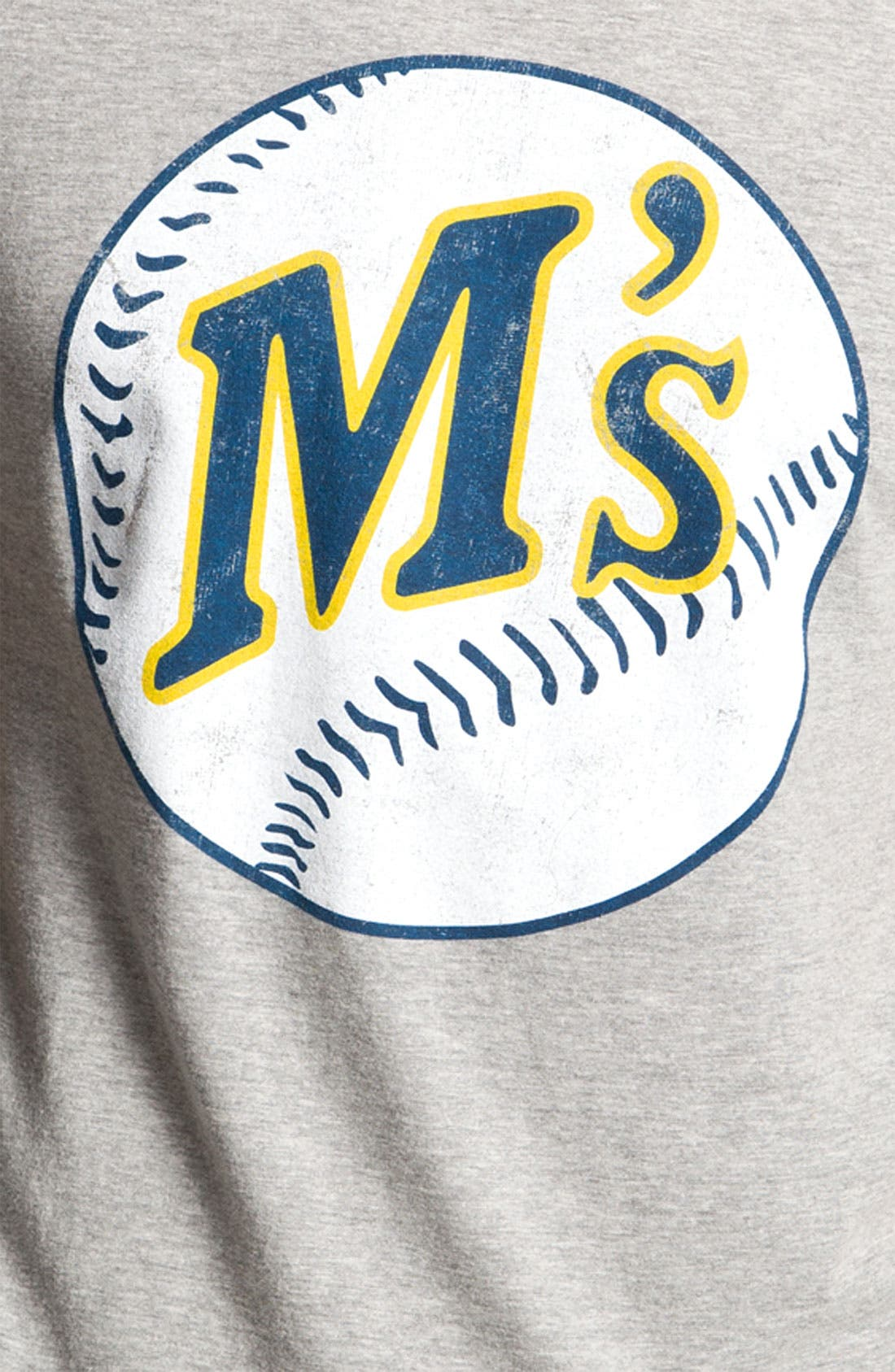 Alternate Image 2  - Wright & Ditson 'Seattle Mariners' T-Shirt