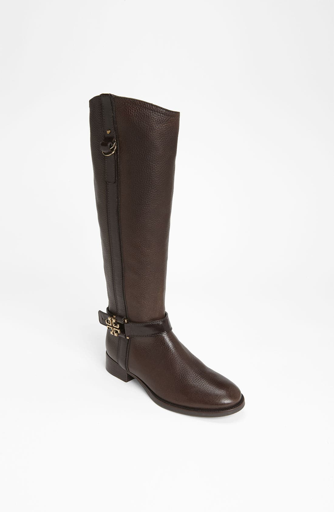'Elina' Riding Boot,                         Main,                         color, Coconut