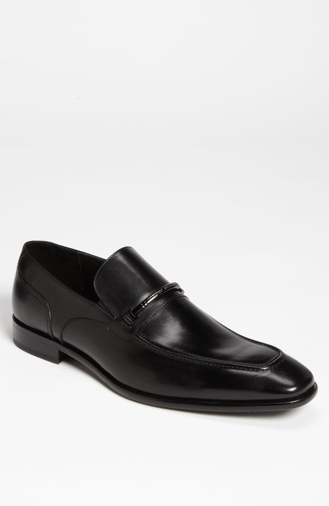 Alternate Image 1 Selected - BOSS HUGO BOSS 'Metono' Bit Loafer