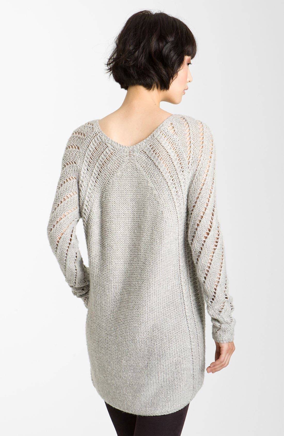 Alternate Image 2  - Helmut Lang 'Inherent Texture' Knit Sweater