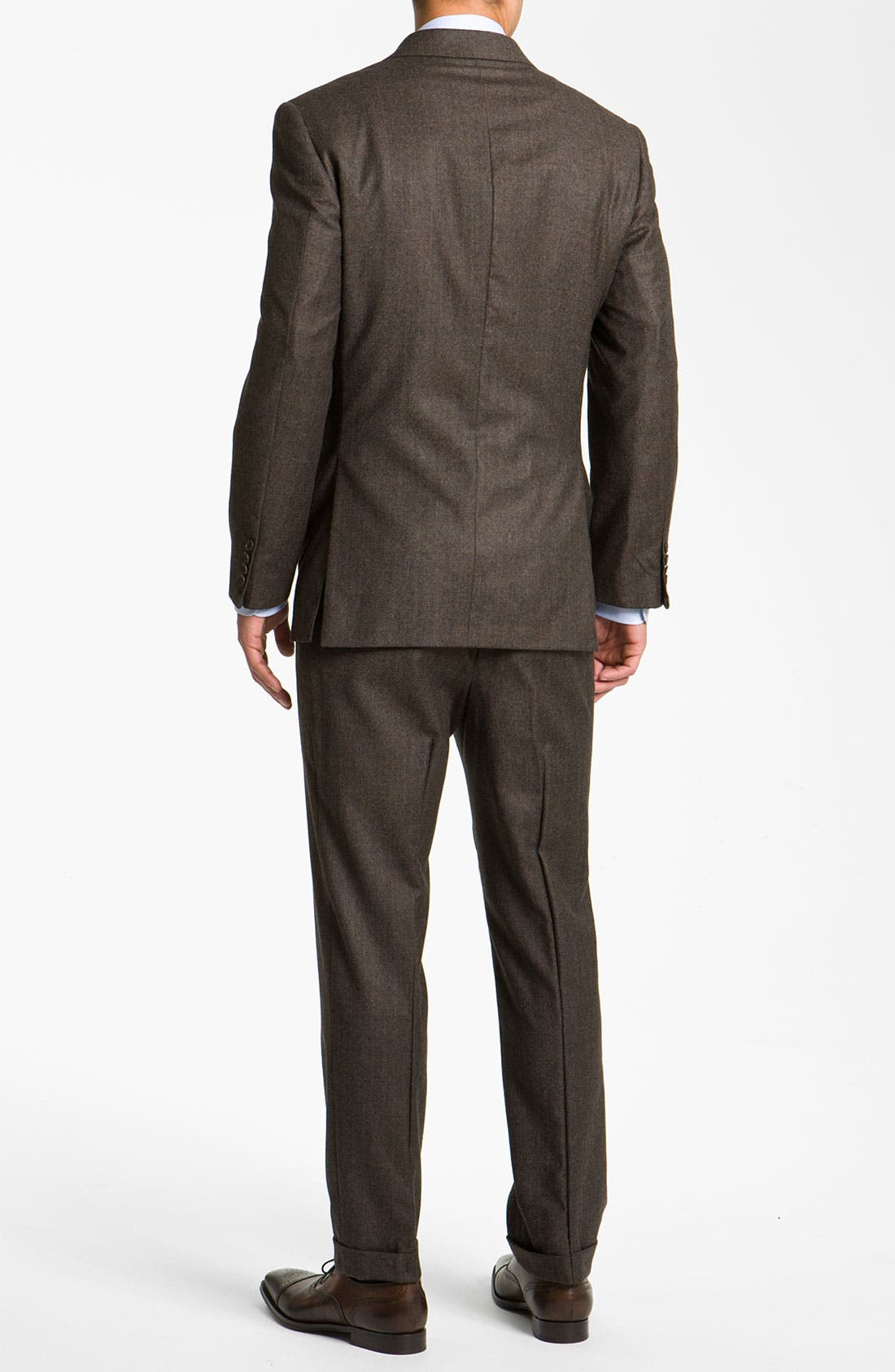 Alternate Image 3  - Joseph Abboud Three Piece Suit