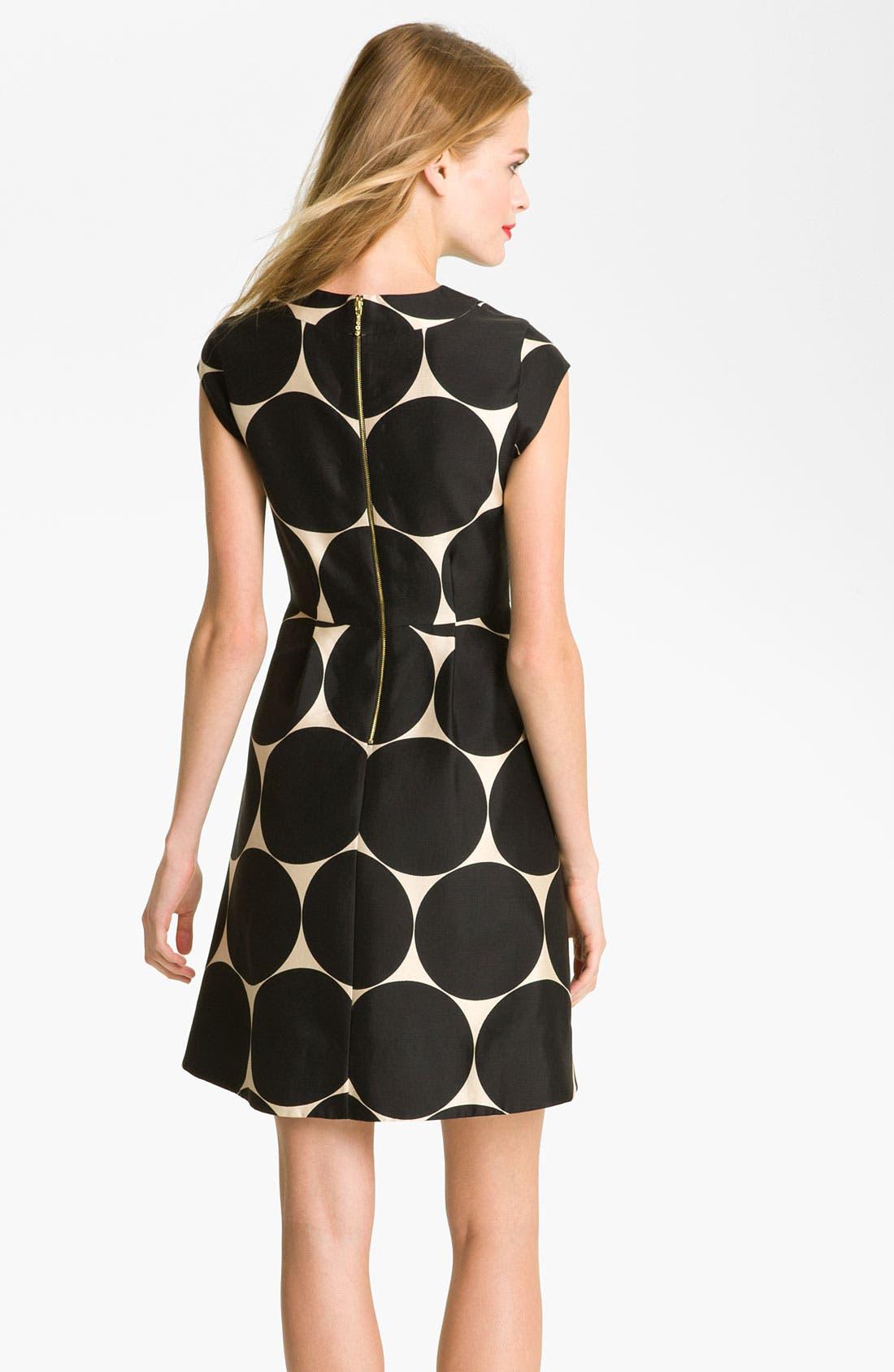 Alternate Image 2  - kate spade new york 'jane' fit & flare dress (Online Exclusive)