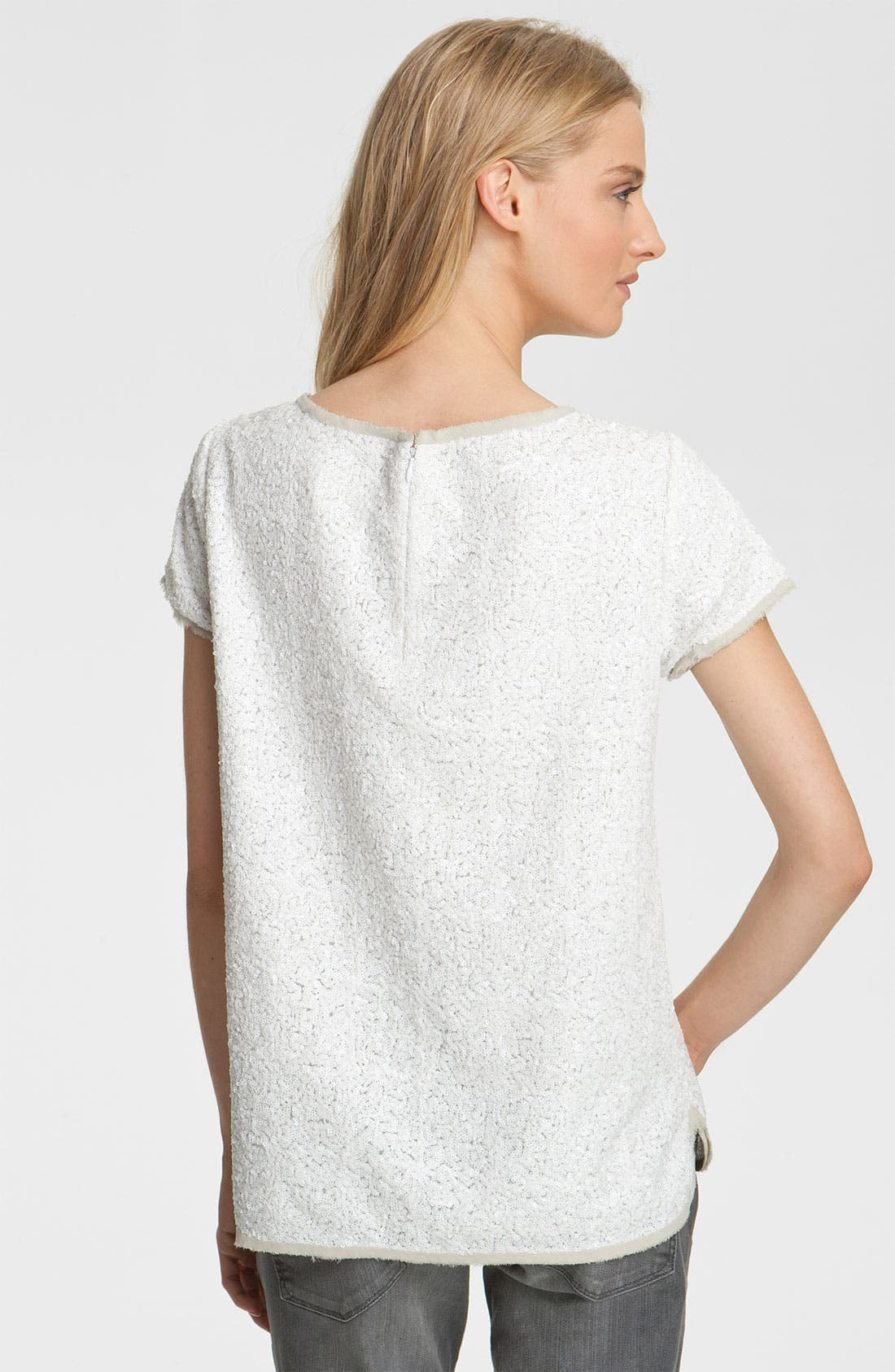 Alternate Image 2  - Zadig & Voltaire Sequin Tee