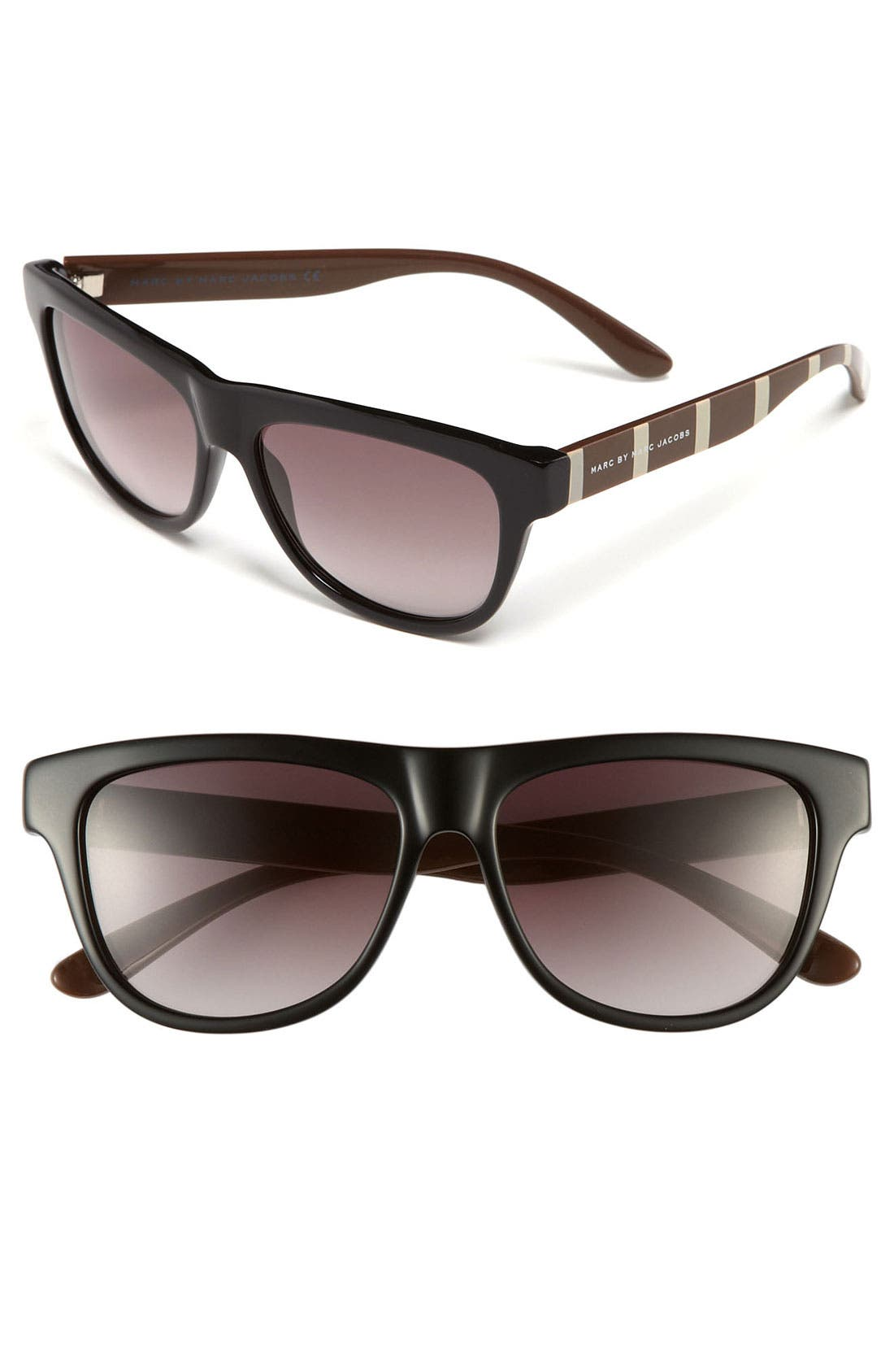 Main Image - MARC BY MARC JACOBS 55mm Retro Sunglasses