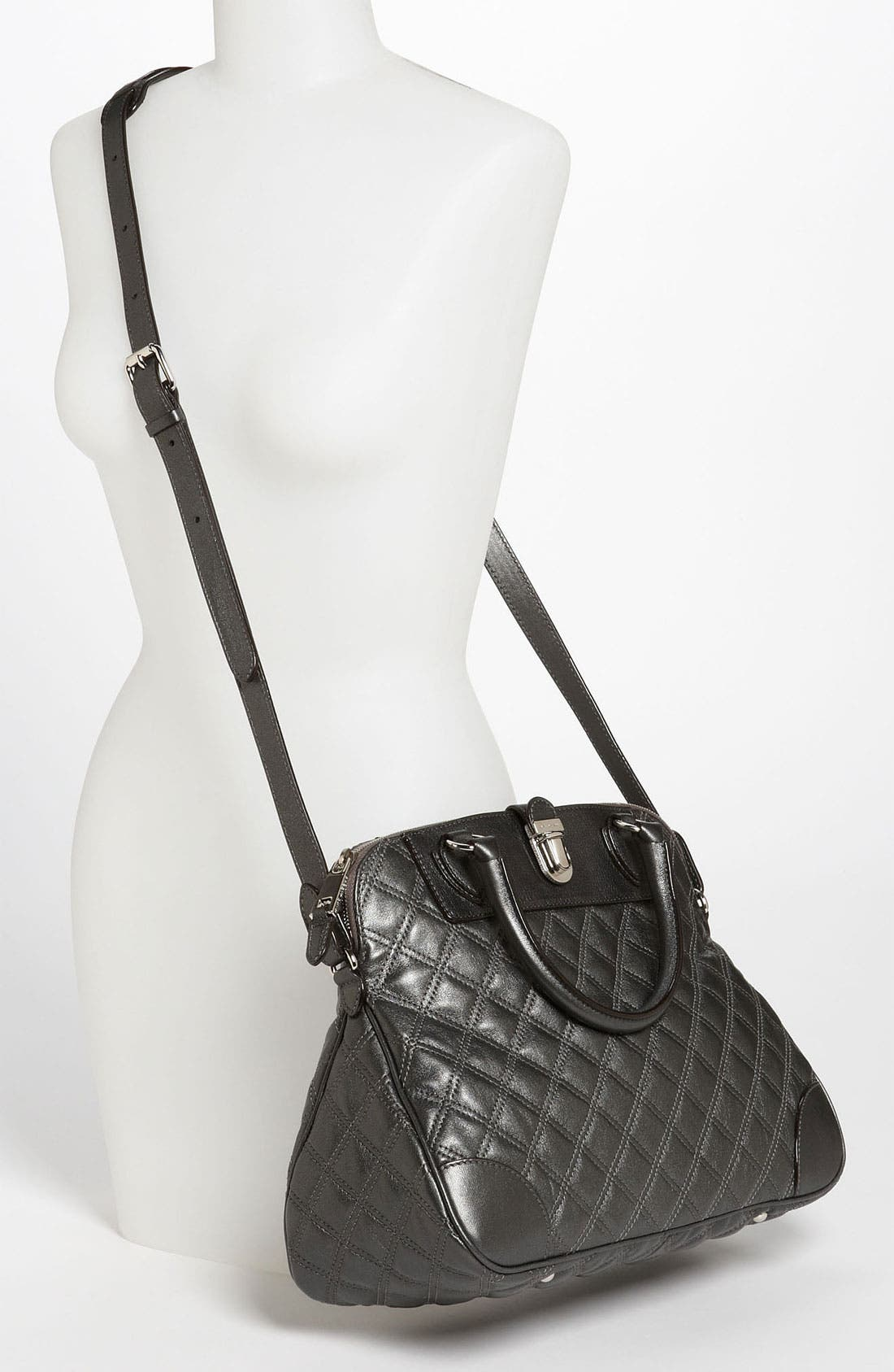 Alternate Image 2  - MARC JACOBS 'Quilting Whitney' Leather Satchel