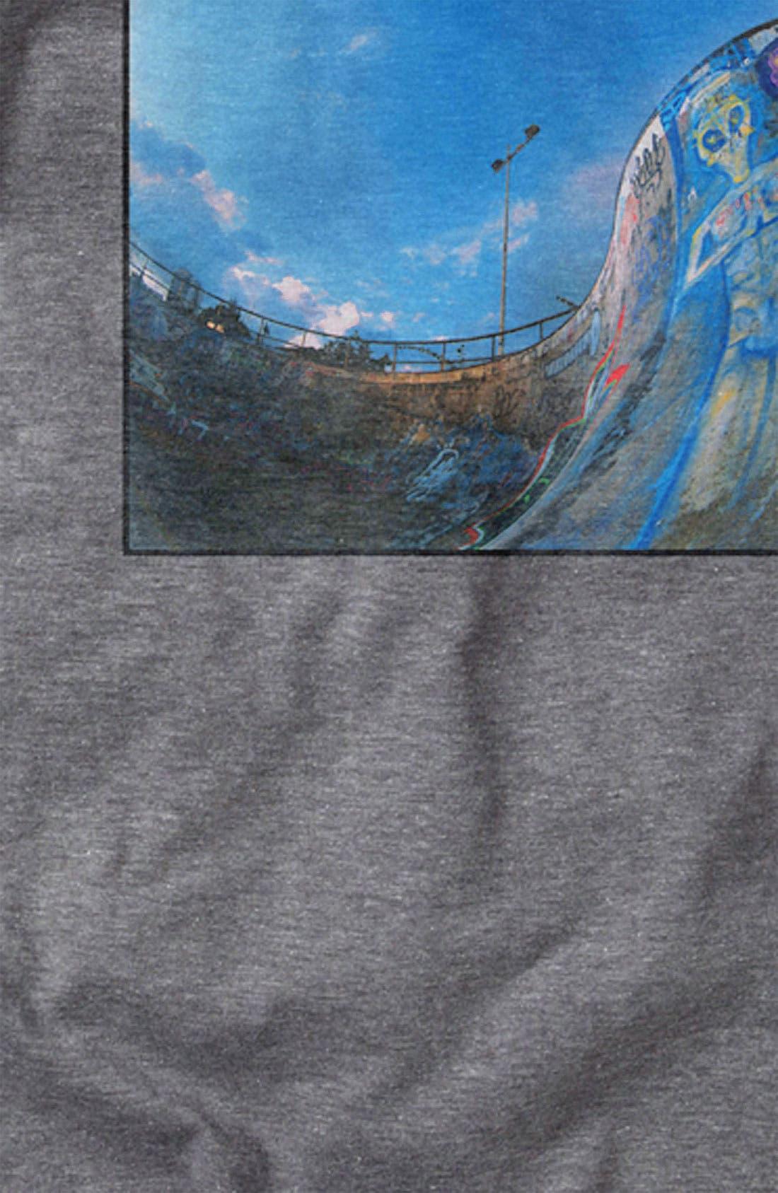 Alternate Image 2  - Quiksilver 'Nomar' Graphic T-Shirt (Big Boys)