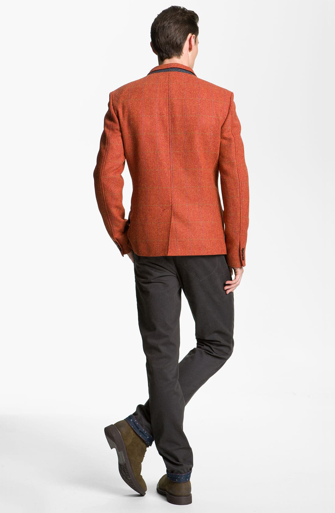 Alternate Image 5  - Ted Baker London 'Lucchin' Slim Fit Chinos