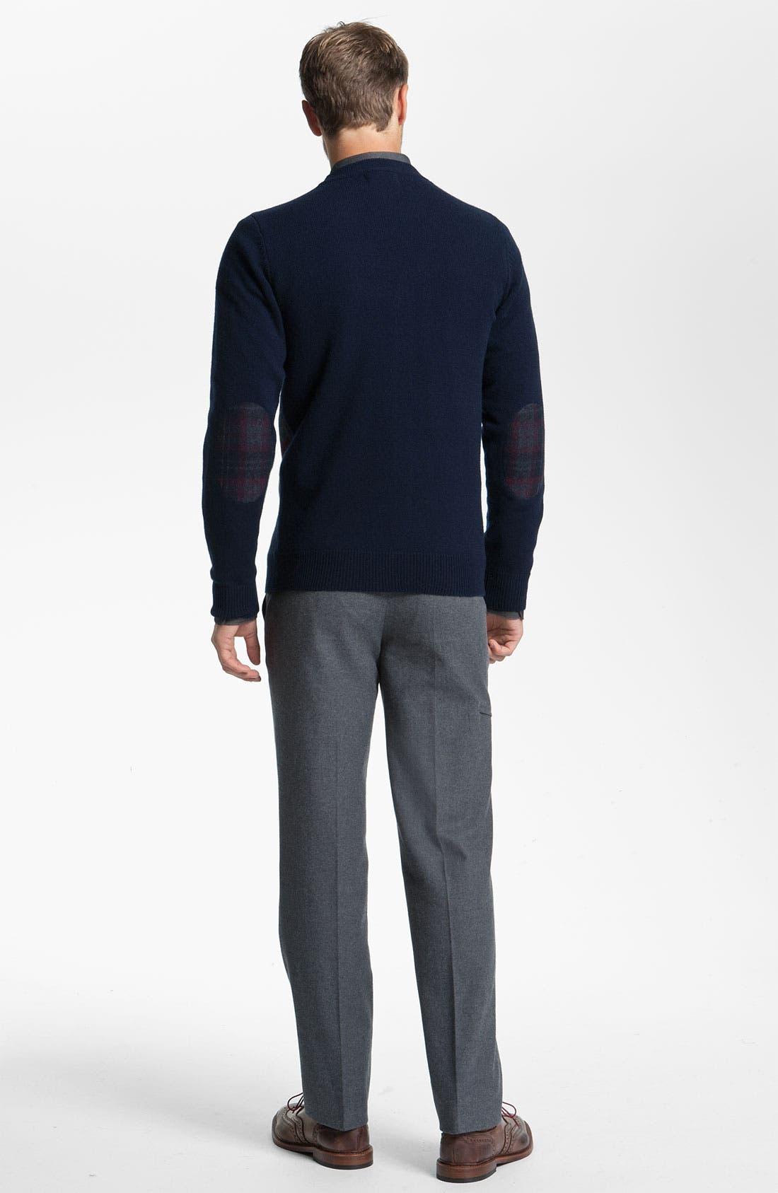 Alternate Image 5  - Calibrate 'Derain' Cotton Cargo Pants