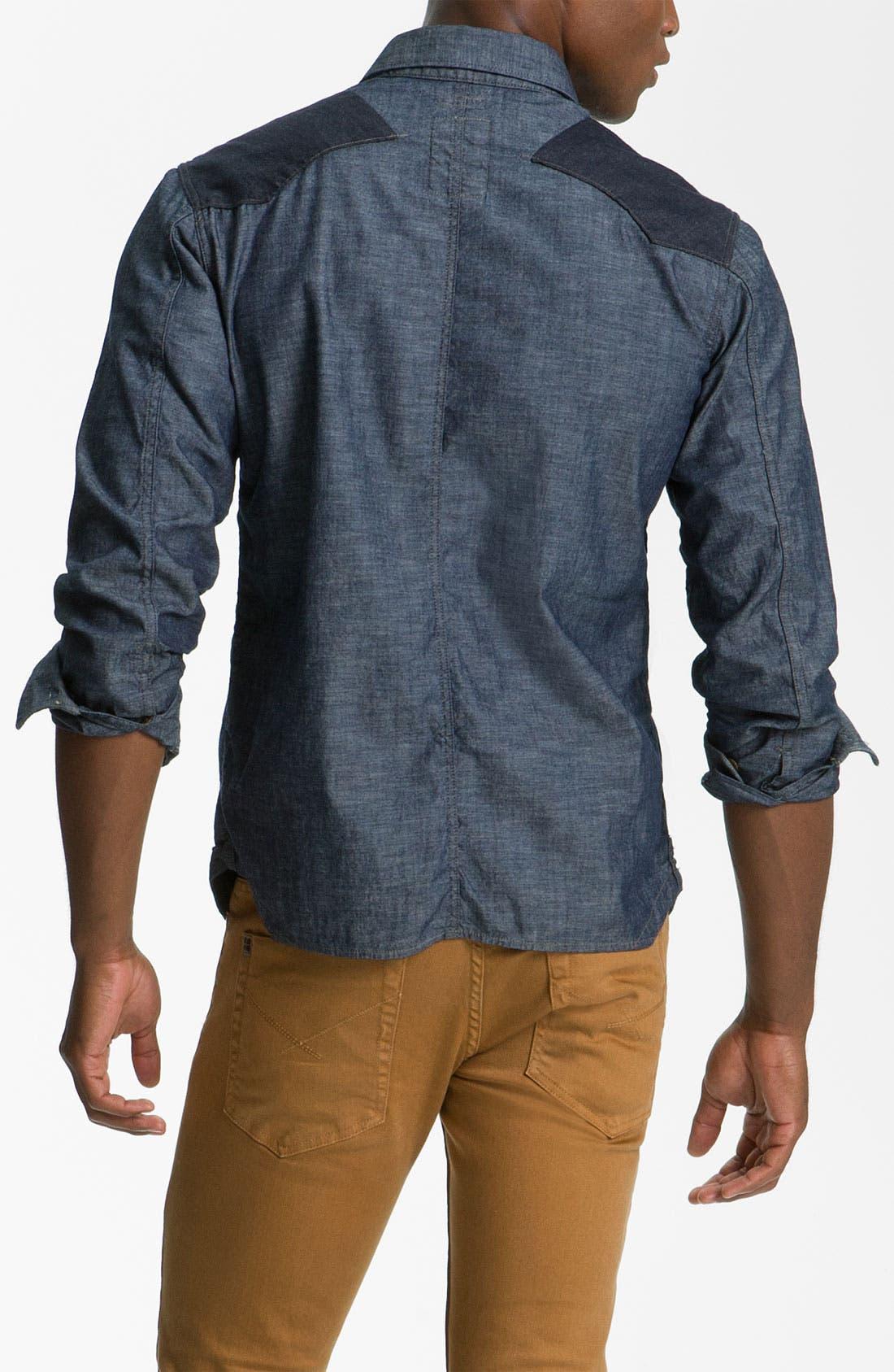 Alternate Image 2  - G-Star Raw 'Cowboy Borg' Denim Shirt