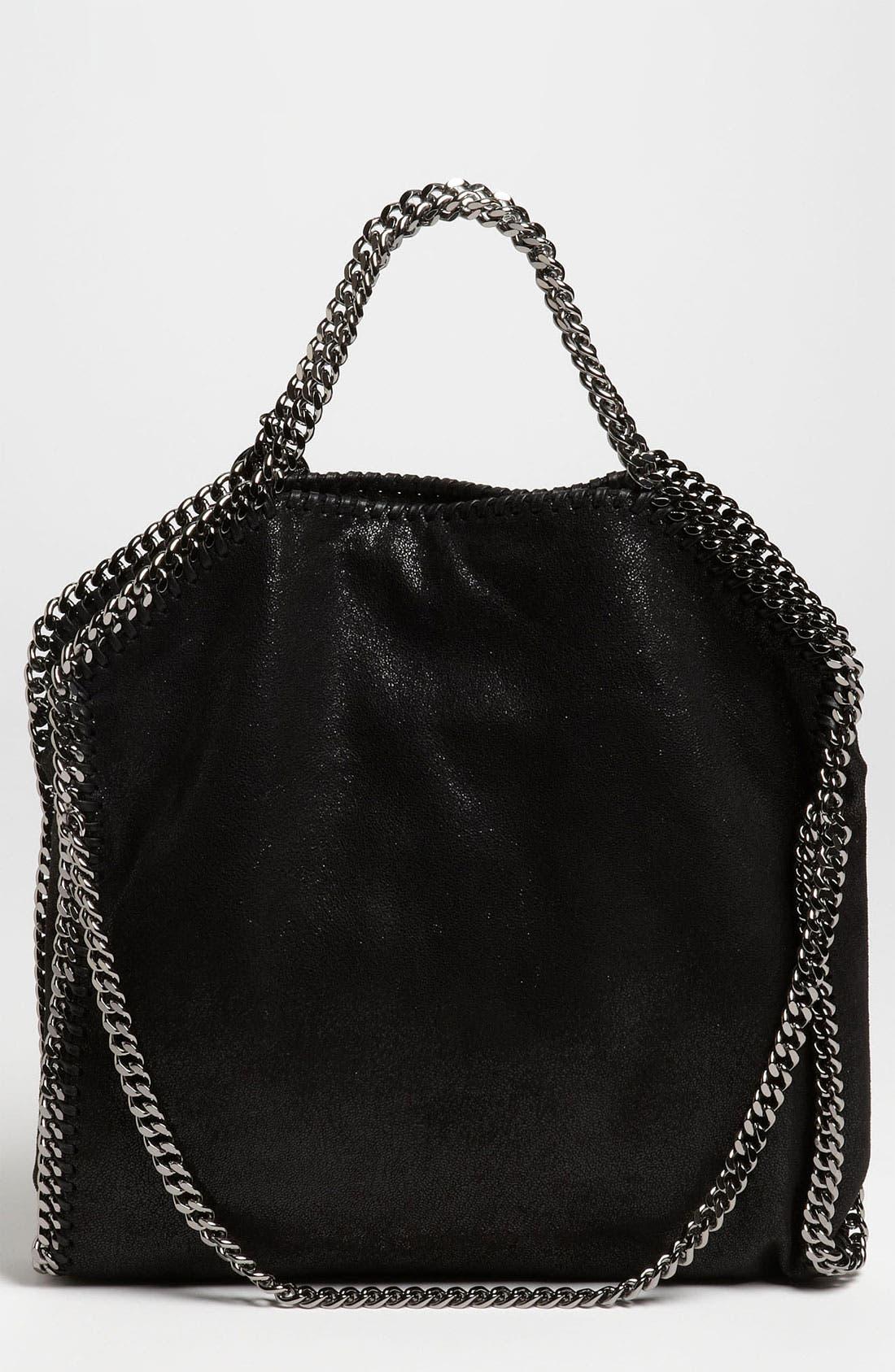 stella mccartney väska svart