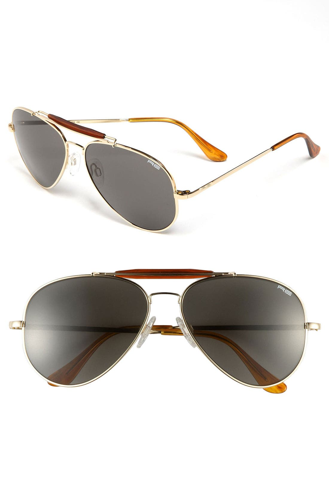 Alternate Image 1 Selected - Randolph Engineering 'Sportsman' 61mm Sunglasses