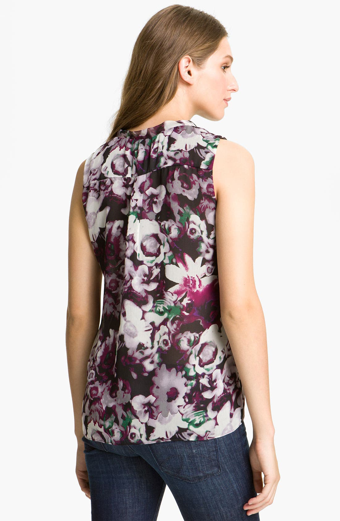 Alternate Image 2  - Mcginn 'Jennifer' Floral Print Tank