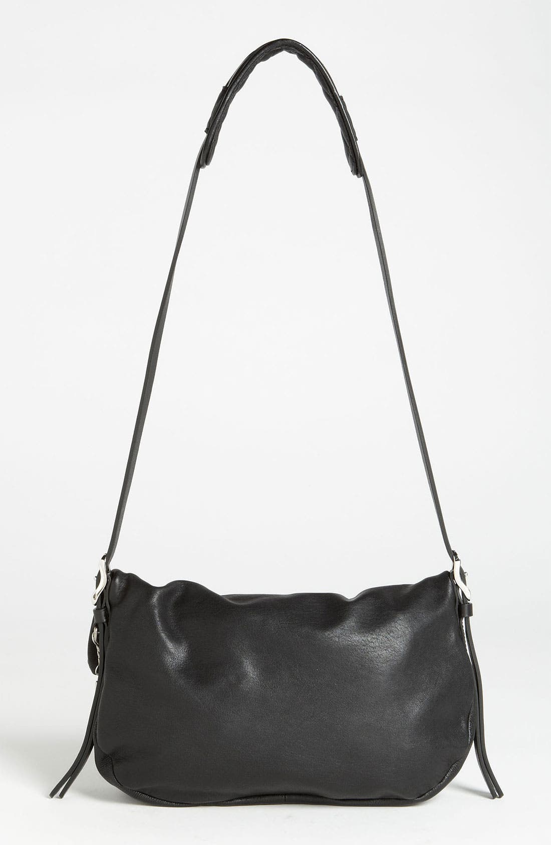 Alternate Image 4  - Jimmy Choo 'Biker - Small' Leather Crossbody Bag