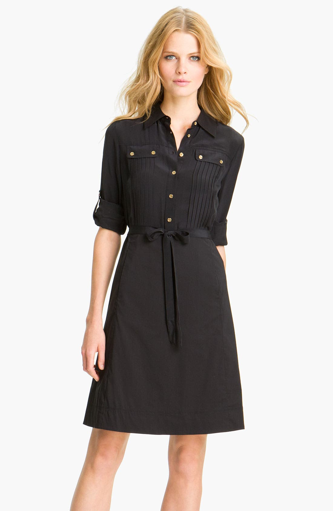 Main Image - Tory Burch 'Emmanuelle' Shirtdress