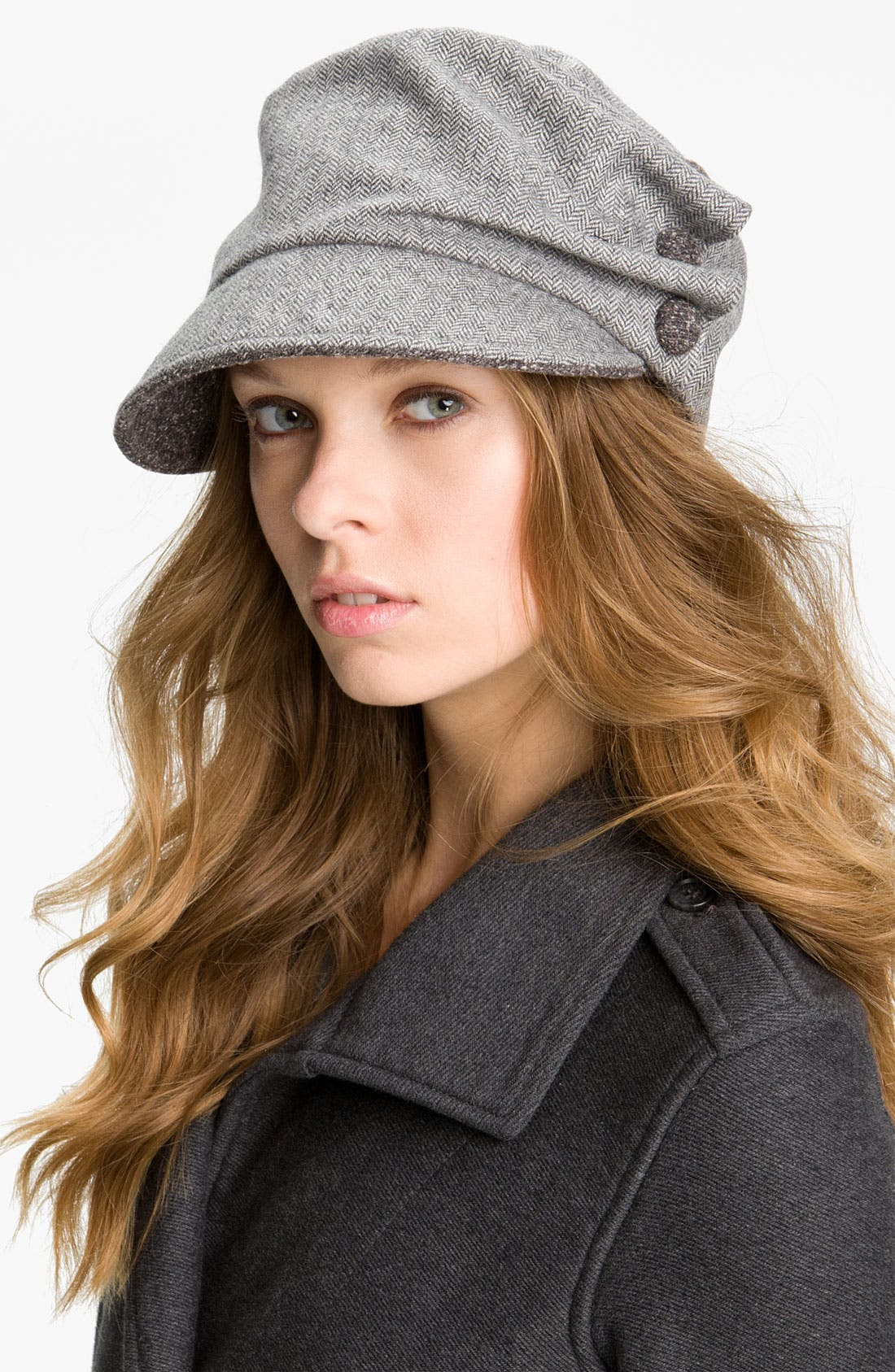 Alternate Image 1 Selected - San Diego Hat Three Button Military Cap