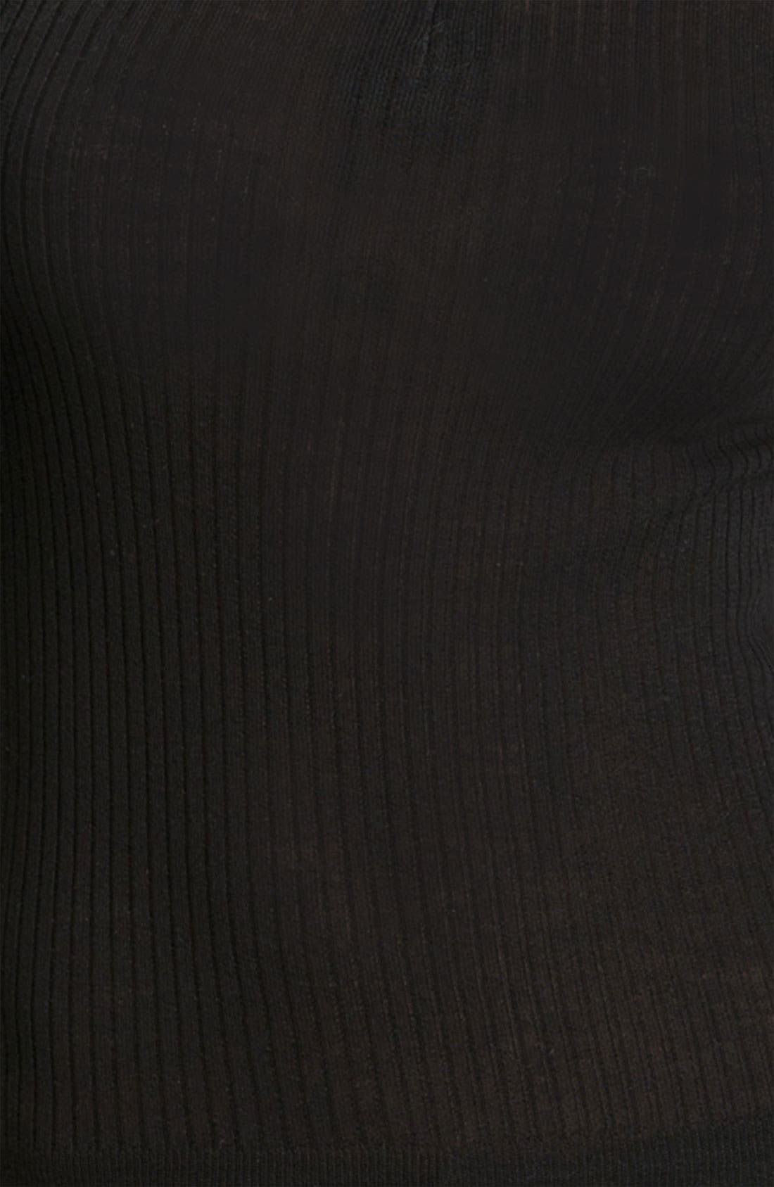 Alternate Image 3  - Tory Burch 'Antonia' Zip Turtleneck