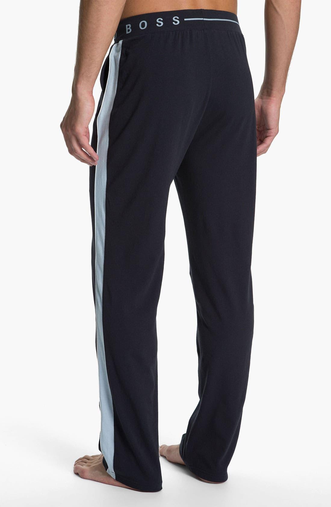 Alternate Image 2  - BOSS Black Lounge Pants