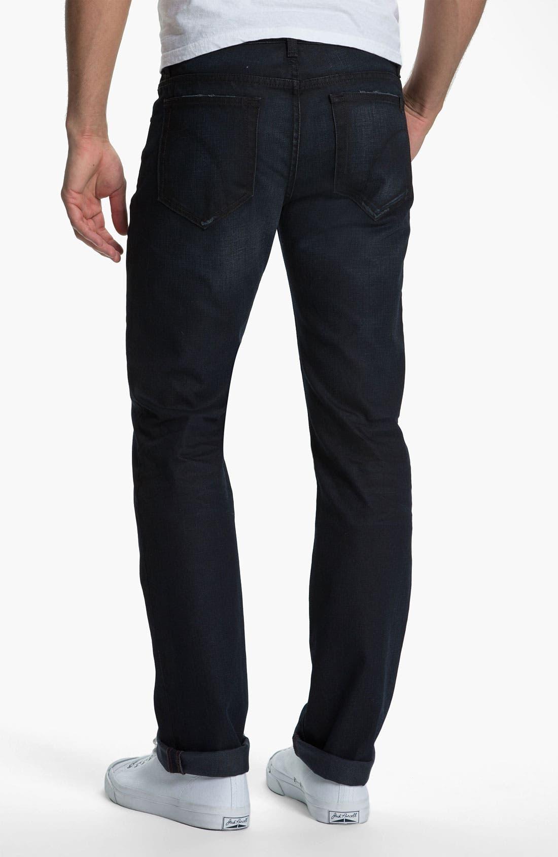 Alternate Image 1 Selected - Joe's 'Brixton' Slim Straight Leg Jeans (Fredrick)