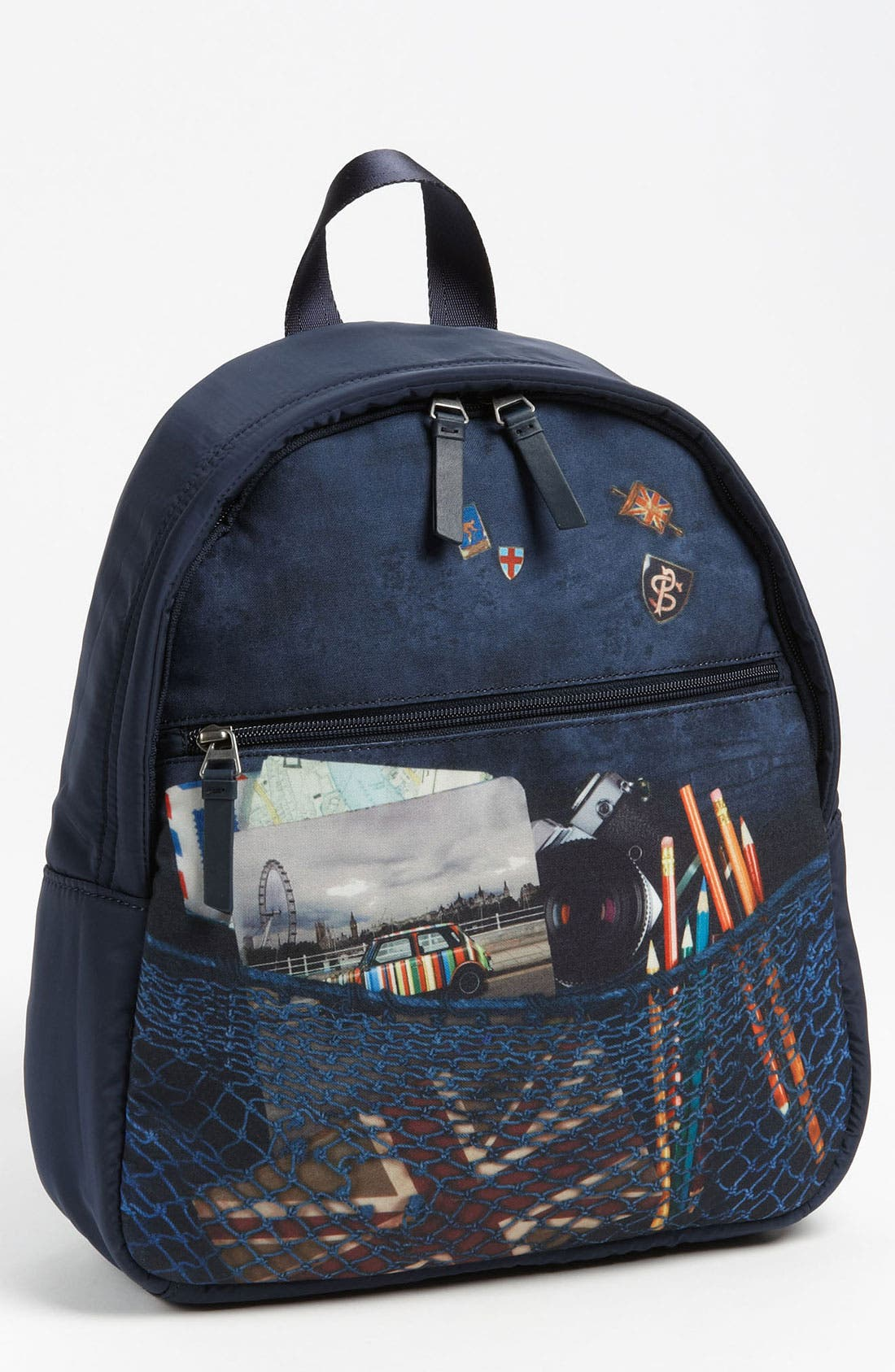 Alternate Image 1 Selected - Paul Smith Junior 'Cracker' Backpack (Big Boys)