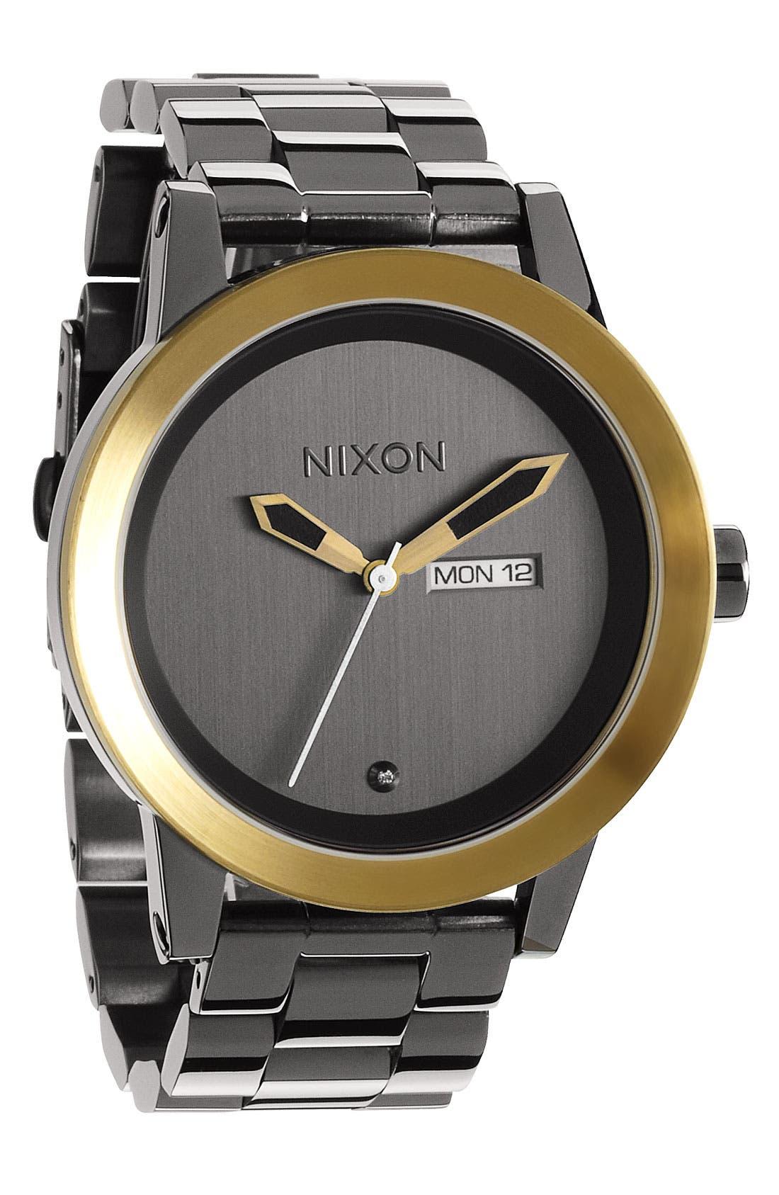 Main Image - Nixon 'The Spur' Bracelet Watch, 42mm